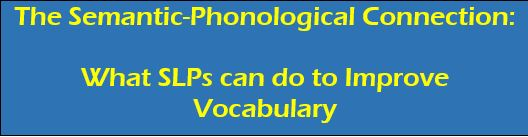 As SLPs, we have to help students improve vocabulary. It might feel overwhelming at times, but we have so many tools at our disposal to help us do so! This guest blogger shares lots of research and insight on this very topic, so click through to read more.