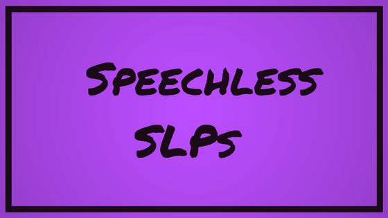 Speechless SLPs